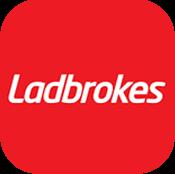 Ladbrokes app logo
