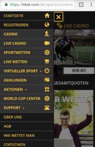 LVBet App für iPhone, iPad und Android