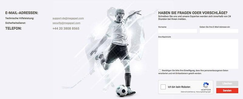 Megapari Sportwetten Erfahrungen – Test & Bewertung 2021