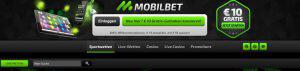 Wettbonus des Tages: 400 Prozent Bonus bei Mobilbet