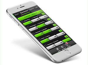 Mobilebet App – iPhone, iPad & Android