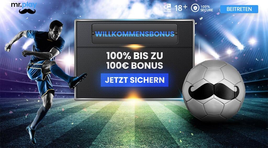 mr.play Sportwetten Erfahrungen – Test & Bewertung 2021