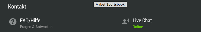 mybet Sportwetten – Erfahrungen und Bewertung