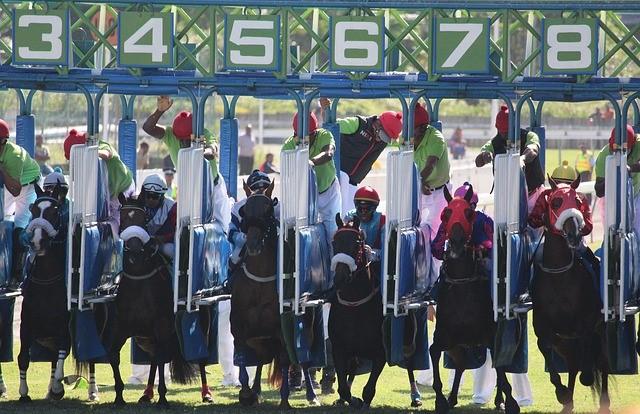 Pferderennen Start - Grand National Wetten