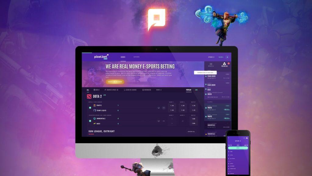 Pixel.Bet eSport Wetten – Erfahrungen und Bewertungen 2019