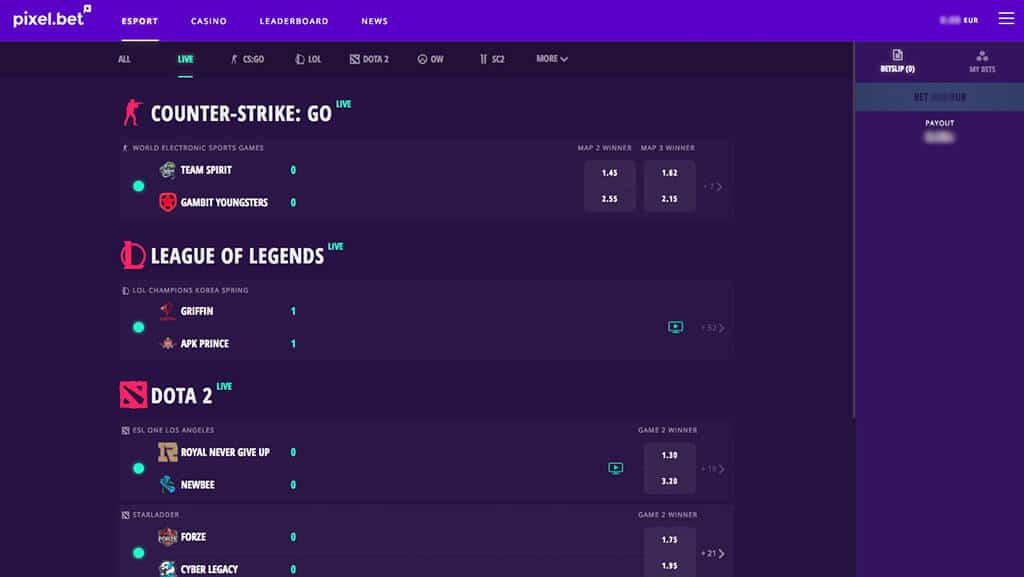 Pixel.bet Sportwetten Erfahrungen – Test & Bewertung 2021