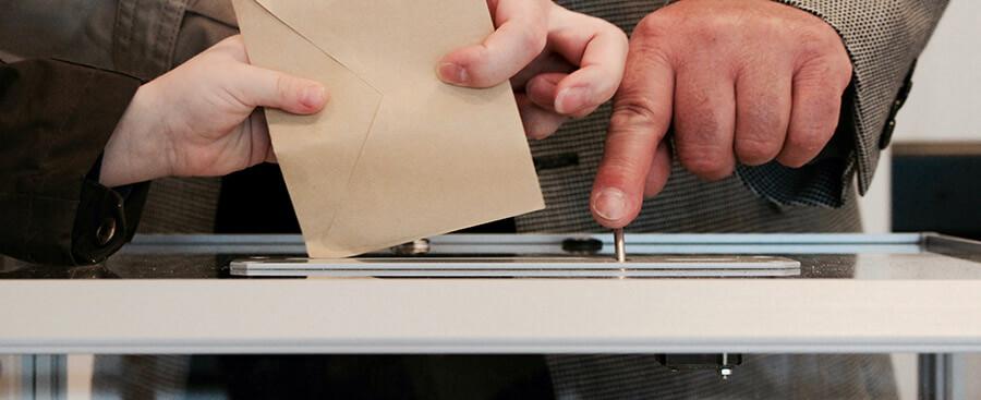 Politik Wetten: Wetten auf politische Ereignisse, z.B. Wahlen