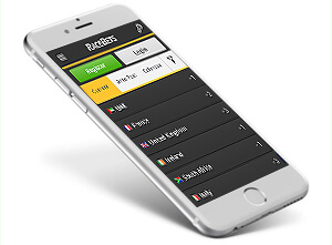 Racebets mobile App: iPhone, iPad & Android + Download