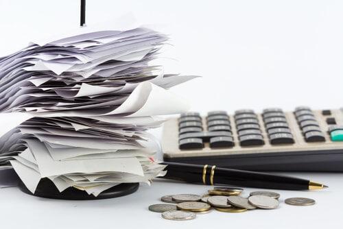 Rechnung Gebühr Steuern
