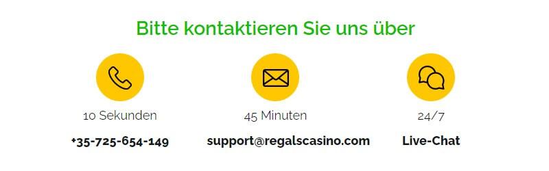 Regals Casino Sportwetten – Erfahrungen und Bewertung 2021
