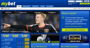 mybet Bundesliga-Wetten: Quoten, Test und Erfahrungen