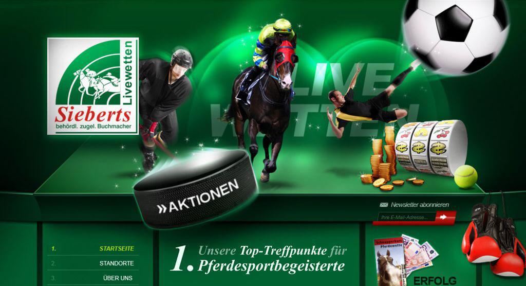 Webseite von Sieberts-Wetten (Quelle: sieberts-wetten.de)
