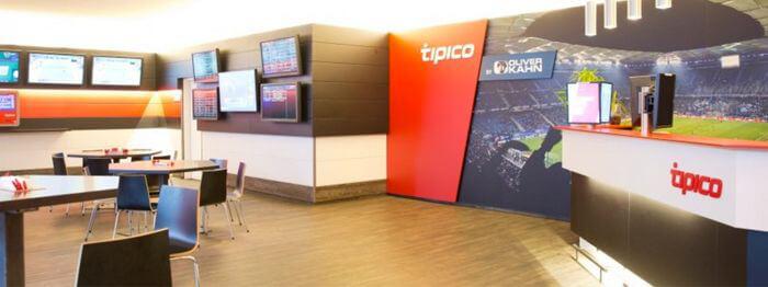 Wettbüro Eröffnen Tipico