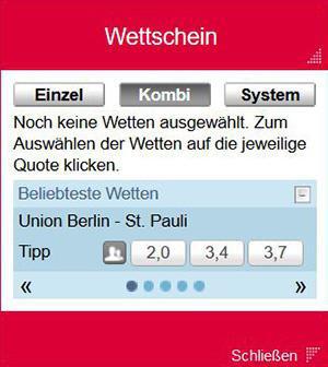 Tipico Systemwetten & Kombiwetten: Alle Infos im Detail