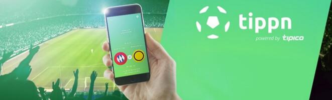 Tippn, die mobile App von Tipico (Quelle: Tipico)