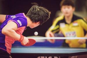 Tischtennis-Wetten – Bei Wettanbietern wie bwin & Tipico