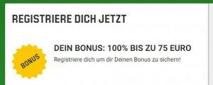 Unibet Bonus – 50 Euro Gutschein einlösen für 2017