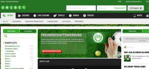 Unibet Bundesliga-Wetten: Quoten, Test und Erfahrungen