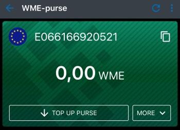 WebMoney – WebMoney Guthaben aufladen