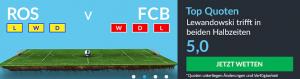 Wett-Tipp heute: Rostow – Bayern (23.11.2016)
