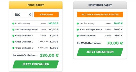 Wetten.com Sportwetten – Erfahrungen und Bewertung 2018