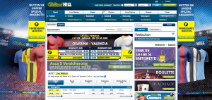 Neukundenbonus bis zu 100€ bei William Hill (Quelle: William Hill)