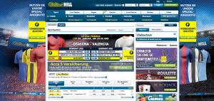 William Hill – die besten Infos zu Bonus, Bonusbedingungen, Gutschein und Gratiswette!