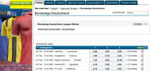 William Hill Bundesliga-Wetten: Quoten, Test und Erfahrungen