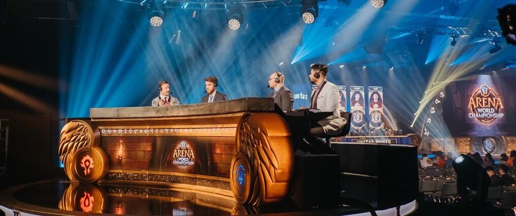 World of Warcraft Wetten: Blizzcon Arena World Championship